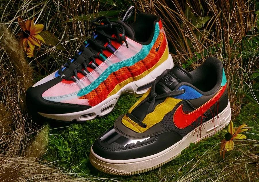 "Nike × Converse ""Black History Month 2020"" (ナイキ × コンバース ""ブラック ヒストリー マンス 2020"")"