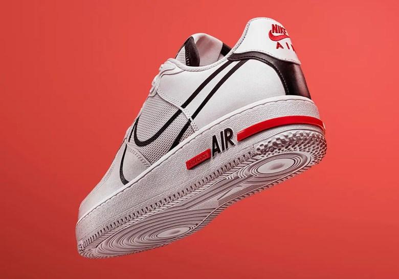 Nike Air Force 1 React (ナイキ エア フォース 1 リアクト) CD4366-100, CT1020-101