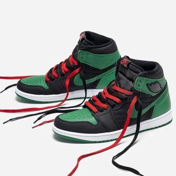 """2月29日発売予定【Nike Air Jordan 1 Retro High OG """"Pine Green""""】ナイキ エア ジョーダン 1 レトロ ハイ OG """"パイン グリーン"""" 555088-030, 575441-030"""
