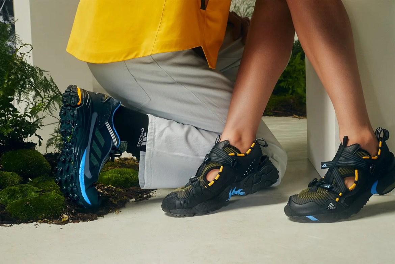 "adidas ""Gardening Club 2.0"" (アディダス ""ガーデニング クラブ 2.0"") FW0989, FW0988"