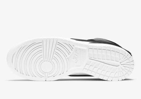 Ambush Nike Dunk High Black White アンブッシュ ナイキ コラボ ダンク ハイ ブラック ホワイト side image CU7544-001