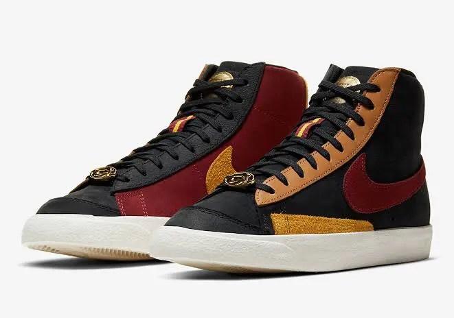 "Nike Blazer Mid ""Dorothy Gaters"" (ナイキ ブレイザー ミッド ""ドロシー・ゲーターズ"") CU6442-001"