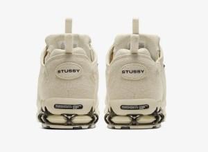 STUSSY × Nike Air Zoom Spiridon Caged (ステューシー × ナイキ エア ズーム スピリドン ケージド)