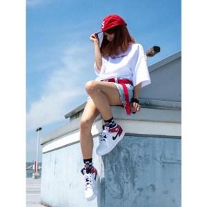 Nike WMNS Air Jordan 1 Style Guide ナイキ ウィメンズ エア ジョーダン 1 コーデ コーディネート 新作 おすすめ トレンド