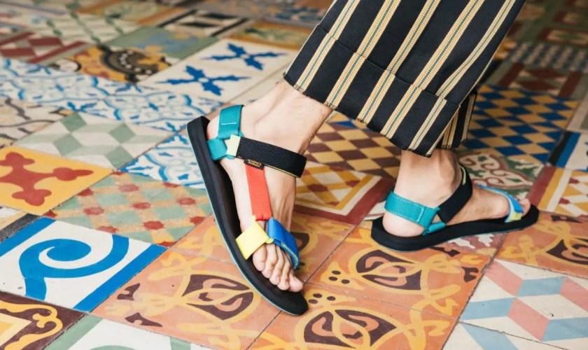 Teva Sandal 2020ss-01