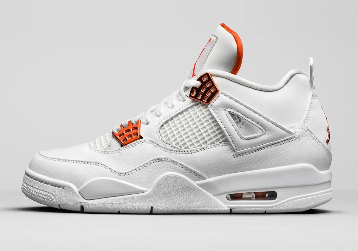 """Nike Air Jordan 4 """"Metallic Pack"""" (ナイキ エア ジョーダン 4 """"メタリック パック"""") CT8527-115, CT8527-113, CT8527-112, CT8527-118"""