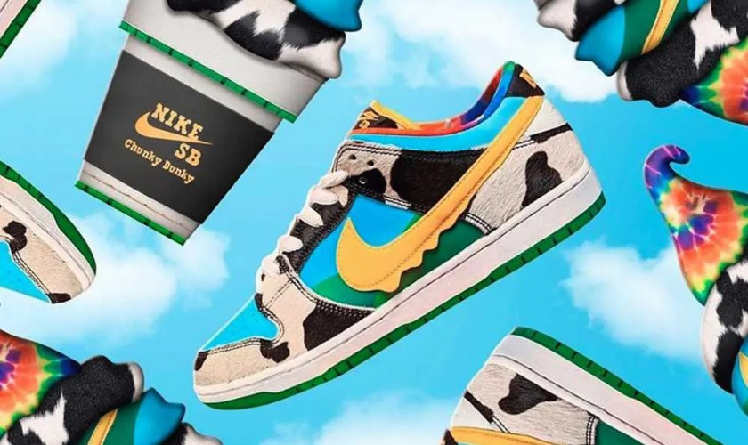 """Ben & Jerry's × Nike SB Dunk Low """"Chunky Dunky""""-01"""