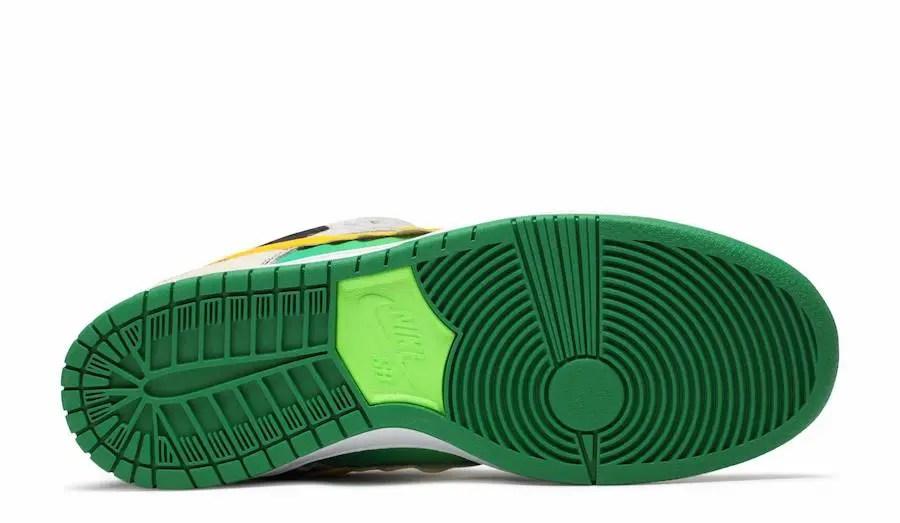 "Ben & Jerry's × Nike SB Dunk Low ""Chunky Dunky"" (ベン & ジェリーズ × ナイキ SB ダンク ロー ""チャンキー ダンキー"") CU3244-100"