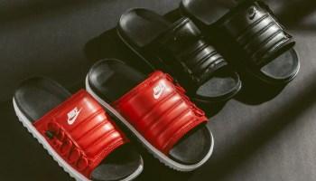 Nike City Slide NA Black University Red-01
