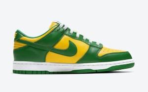 "Nike Dunk Low SP ""BRAZIL"" (ナイキ ダンク ロー SP ""ブラジル"") CU1727-700"