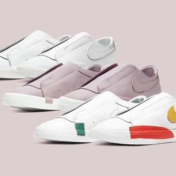 Nike WMNS Blazer Low Kickdown CJ1651-001, CJ1651-100, CJ1651-101-17