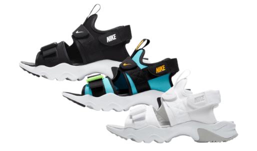 Nike WMNS CANYON SANDAL (ナイキ ウィメンズ キャニオン サンダル) CV5515-101, CV5515-001, CV5515-300