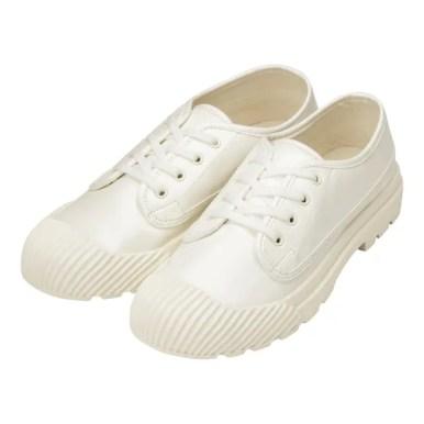 GU_by Uniqlo_rain_sneakers_white