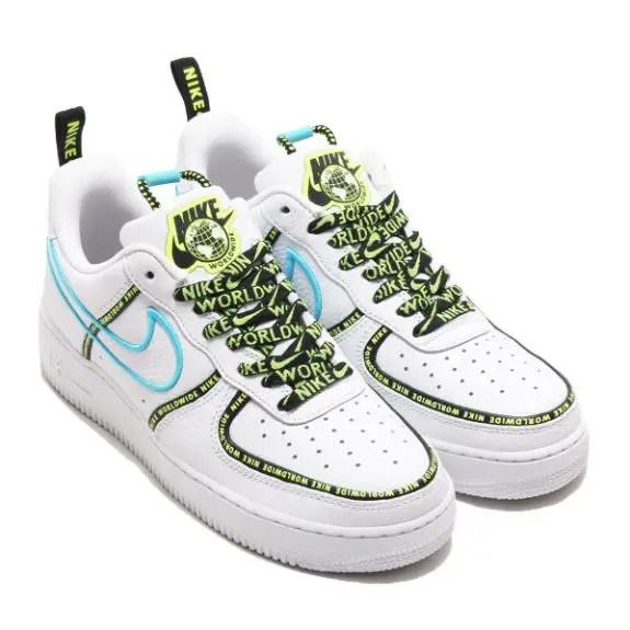 "Nike ""Worldwide Pack"" Air Force 1 (ナイキ ""ワールドワイド パック"" エア フォース 1)"