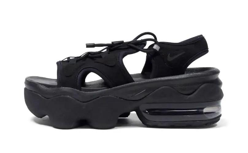 Nike Air Max Koko Sandal Black CI8798-003 ナイキ エアマックスココ スニーカーサンダル オールブラック