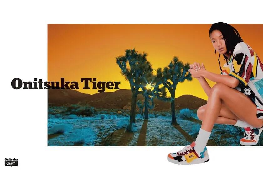 Onitsuka Tiger Willow Smith 2020aw オニツカタイガー ウィロー スミス 2020年 秋冬 最新 コレクション