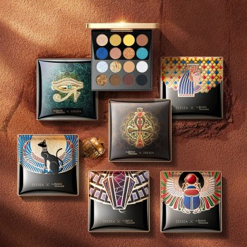 ZEESEA x The British Museum Eyeshadow-09