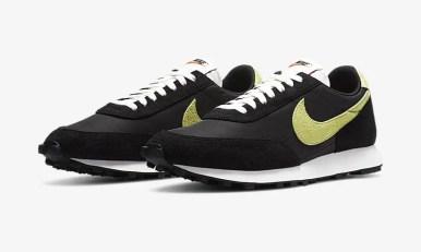 """Nike Daybreak SP """"Black/Neptune Green"""" (ナイキ デイブレイク SP """"ブラック/ネプチューン グリーン"""") DA0824-001, DA0824-300"""