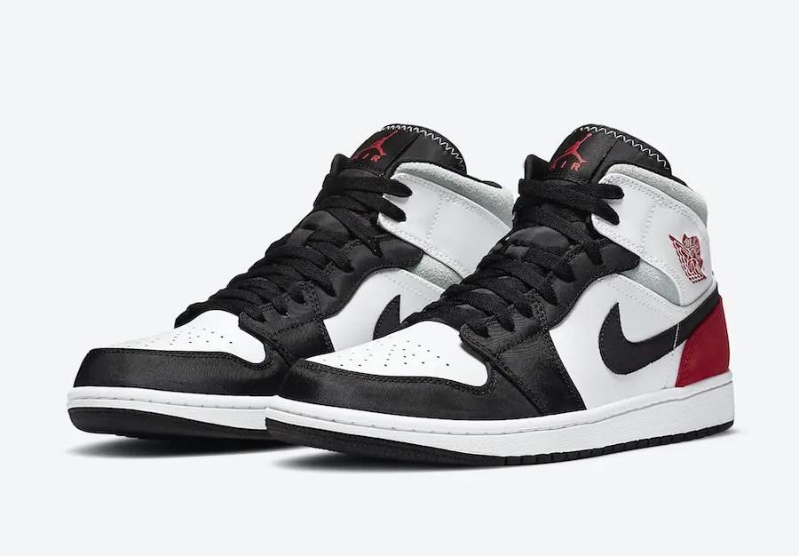 Nike Air Jordan 1 Mid SE (ナイキ エア ジョーダン 1 ミッド SE) 852542-100