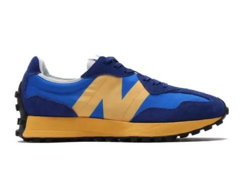 New Balance MS327 (ニューバランス MS327) MARINE BLUE ms327clb