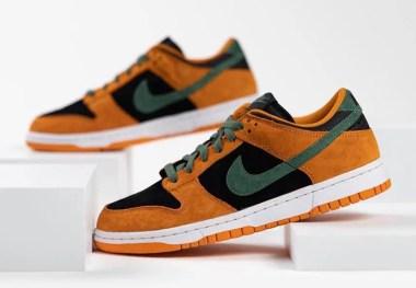 """Nike Dunk Low """"Ceramic"""" (ナイキ ダンク ロー """"セラミック"""") DA1469-001 pair side"""