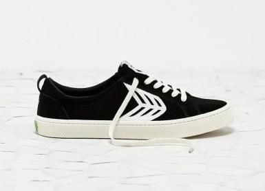 CARIUMA Sneaker CATIBA LOW Black White カリウマ スニーカー