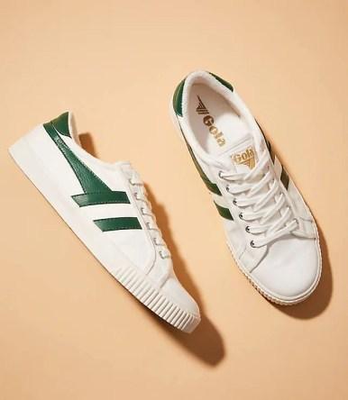 Gola Classics Women's Tennis Mark Cox Trainer Sneakers ゴーラ ウィメンズ テニス マーク コックス スニーカー