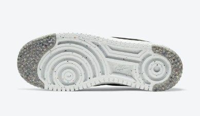 ナイキ エア フォース 1 クレーター フォーム ブラック CT1986-002 Nike Air Force 1 Crater Foam Black sole
