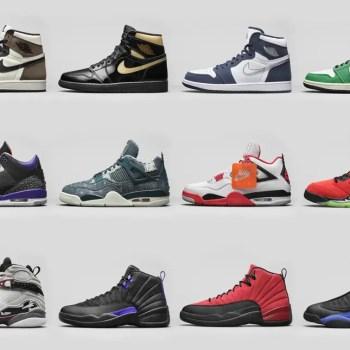 Nike Air Jordan Retro 2020 Holiday Collection ナイキ エア ジョーダン レトロ 2020年 ホリデー コレクション