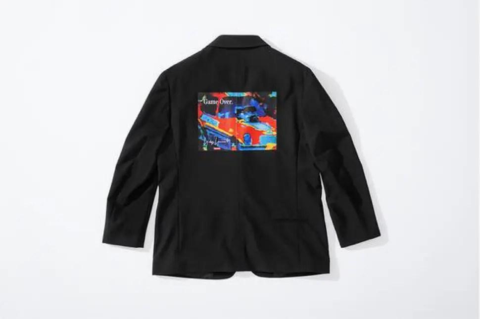 supreme 2020fw week4 シュプリーム 秋冬コレクション Suit Jacket back
