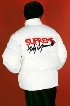 supreme 2020fw week4 シュプリーム 秋冬コレクション wearing down jkt white