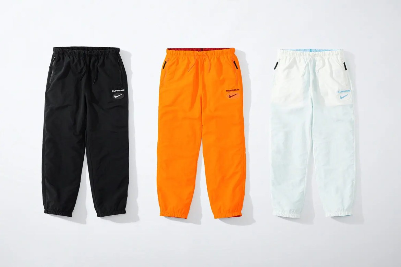 supreme nike collaboration apparel 2020fw 20200905 week2 シュプリーム ナイキ 2020秋冬 Reversible Ripstop Pant all reverse