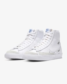 """ナイキ ウィメンズ ブレーザー ミッド '77 SE """"シスターフッド""""Nike WMNS Blazer MID '77 SE """"Sisterhood""""-CZ4627-100-pair"""