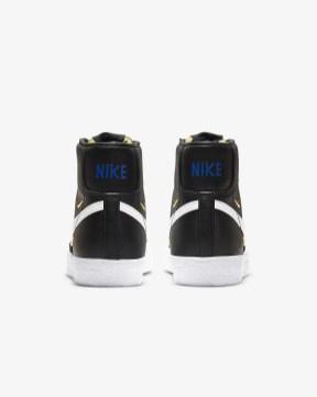 """ナイキ ウィメンズ ブレーザー ミッド '77 SE """"シスターフッド""""Nike WMNS Blazer MID '77 SE """"Sisterhood""""-CZ4627-001-pair-heel"""