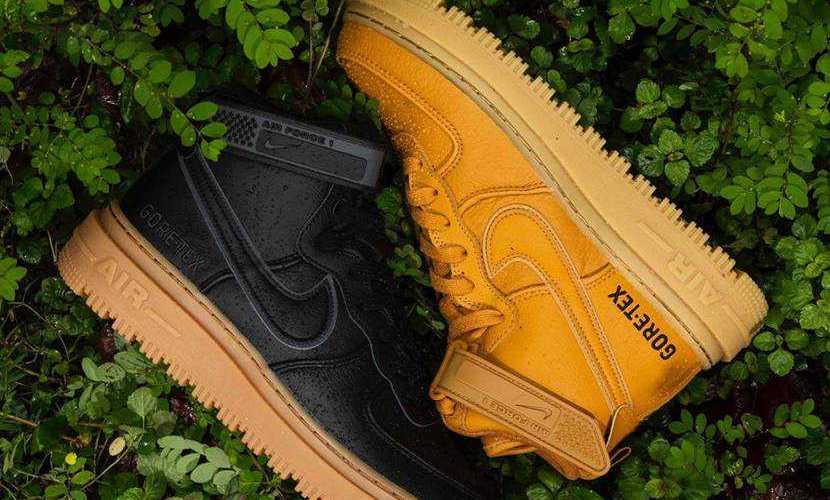 Nike Air Force 1 GORE-TEX Boot 3 Colors