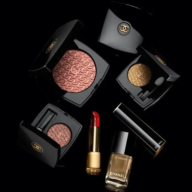 シャネル クリスマス コフレ ホリデー 限定 コスメ Chanel Christmas Cosmetics 2020 Collection