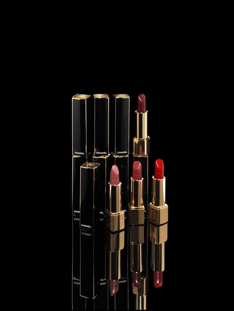 Chanel Christmas Cosmetics 2020 Lip Sticks シャネル クリスマス コフレ 2020年 リップ