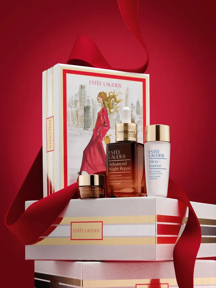 Estée Lauder Christmas Cosmetics 2020 Skincare Collection エスティローダー クリスマス コフレ