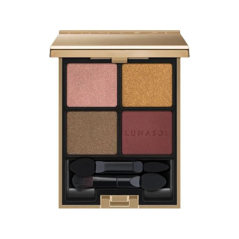 Lunasol Christmas Cosmetics 2020 Eyeshadow Palette ルナソル クリスマス コフレ アイシャドウ パレット