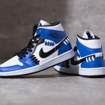 Nike WMNS AIR JORDAN 1 MID SE – CV0152-401-01