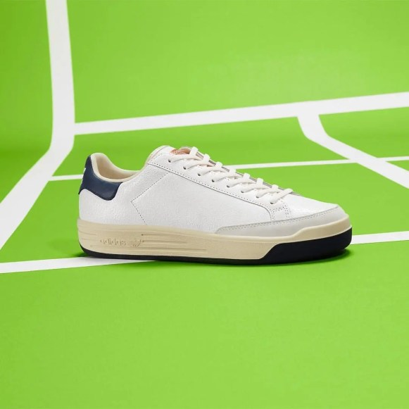 adidas Consortium Rod Laver Leather Pack 4 colors アディダス コンソーシアム ロッド レイバー レザー パック cracked