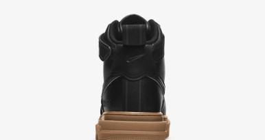 ナイキ エアフォースワン ゴアテックス ブーツ nike-air-force-1-high-gore-tex-boot-anthracite-heel