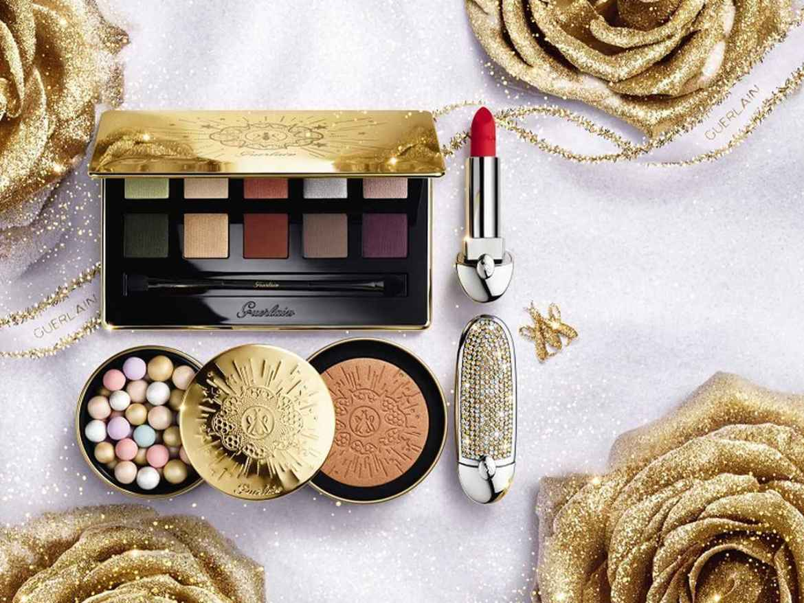 ゲラン クリスマス コフレ 2020年 限定 guerlain Christmas Cosmetics 2020 Holiday Exclusive