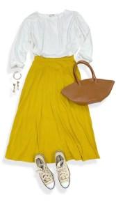 【イエベ春】におすすめスニーカー : spring-yellowbase_style_sample