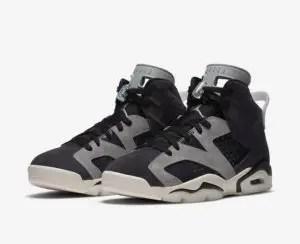 WMNS Air Jordan 6 (ウィメンズエアジョーダン6) Nike-womens-air-jordan-6-tech-chrome