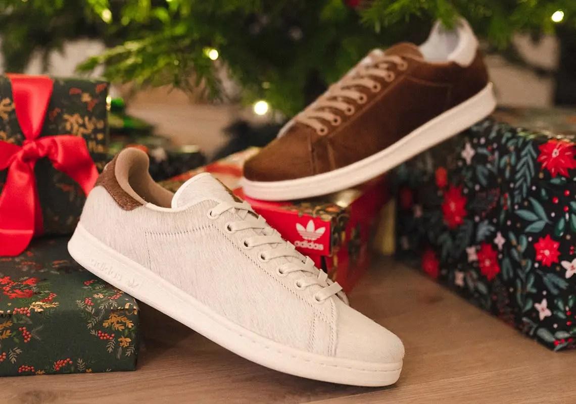 """グレムリンズ x アディダス スタンスミス """"クリスマスモンスター""""-adidas-originals-stan-smith-christmas-monster-s42669-gremlins-mogwai-furry-hairy-xmas-look3"""