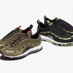 アンディフィーテッド × ナイキ エアマックス 97 全2色-Undefeated-Nike-Air-Max-97-2colors-angle
