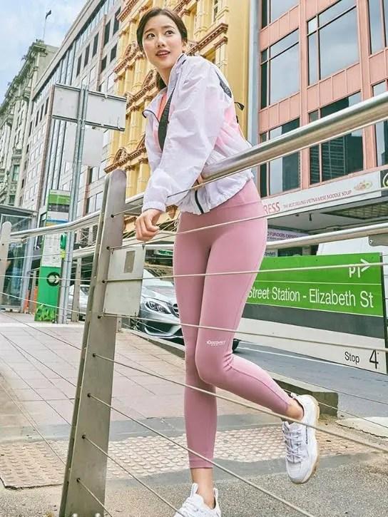 エイプリル ナウン 韓国 スニーカー アイドル ディスカバリー エクスペディション Discovery-Expedition-APRIL-Na-Eun-Korean-sneakers