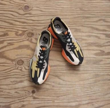 ニューバランス MS327PB/ カーキ New-Balance-ms327pb-khaki-pair-top3