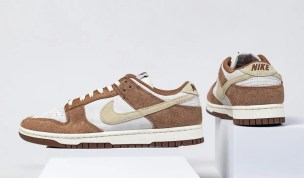 """ナイキ ダンク ロー プレミアム """"ミディアム カリー"""" Nike-Dunk-Low-Medium-Curry-DD1390-100-pair"""